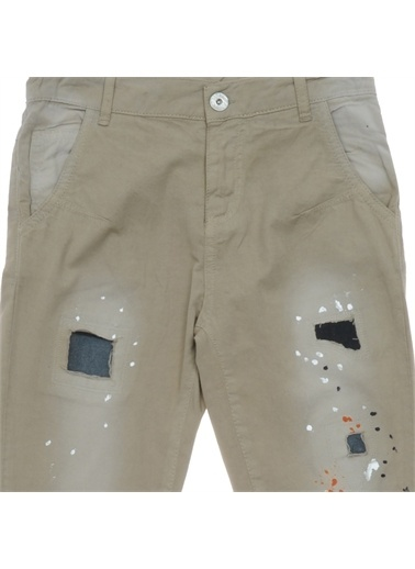 Panço Erkek Çocuk Pantolon 18211011100 Yeşil